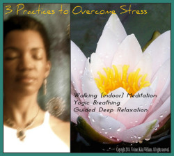 How to Relieve Stress:  3 Guided Meditation & Relaxation Practices