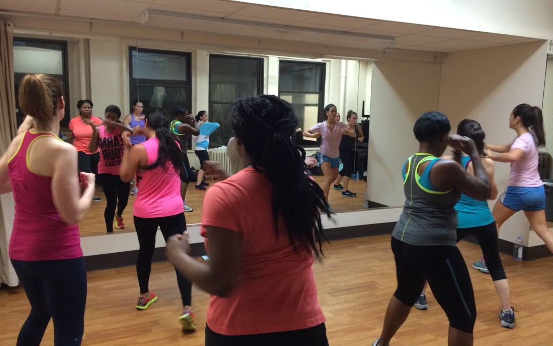 Balance Your Yoga, Try a Kickboxing Class in NYC