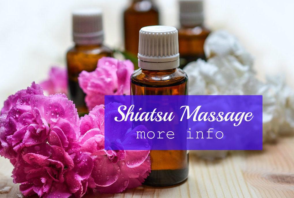 Shiatsu Massage (Ithaca)